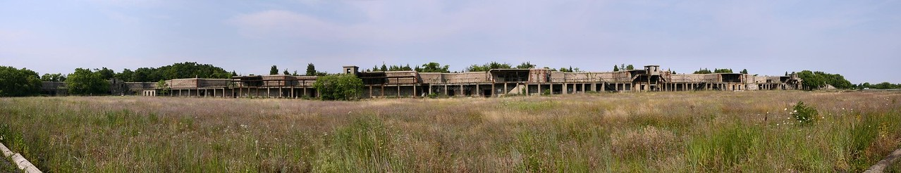 Nine Gun Battery Pano