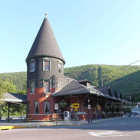 Old Mauch Train Station