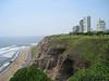 The Miraflores coast