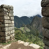 Machu Picchu - Trail to the Sun Gate