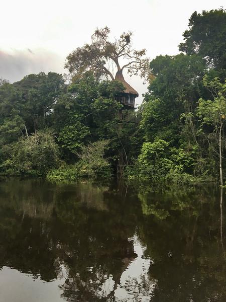 Upper Yarapa River