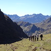 Continuing up toward Huchuyccasa Pass