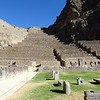 Ollantaytambo in morning light