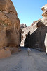 DSC_0397 The Siq and our guide