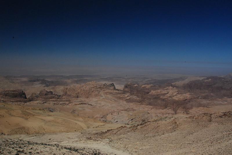 DSC_0357 On the road in Jordan