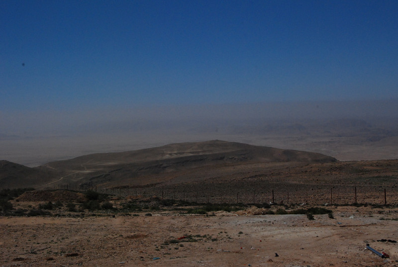 DSC_0353 On the road in Jordan
