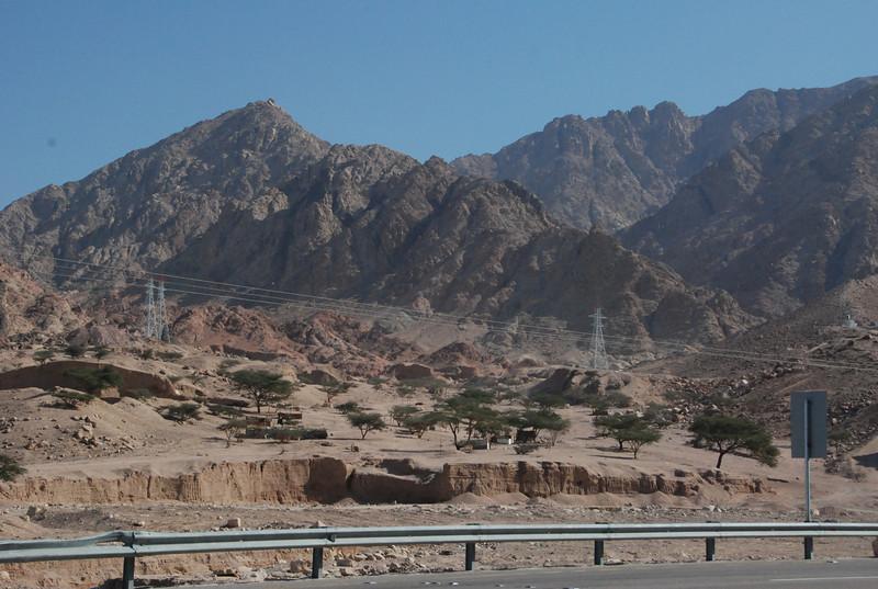 DSC_0349 On the road in Jordan