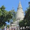 Wat Phnom in Phnom Penh, Cambodia