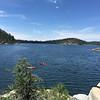 Pinecrest lake view