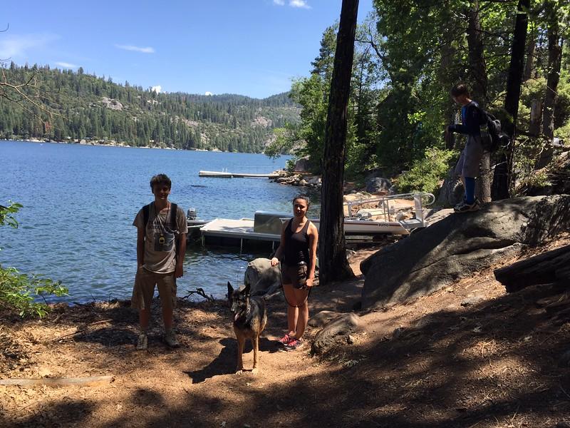 Pinecrest hike1 - Sean-Lisa-Kenya