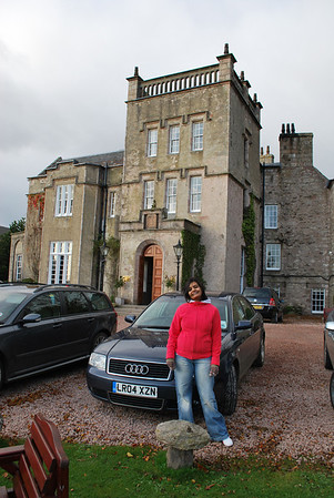 Pittodrie House Oct 2008