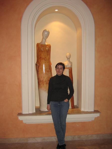At the Barcelo Maya Palace