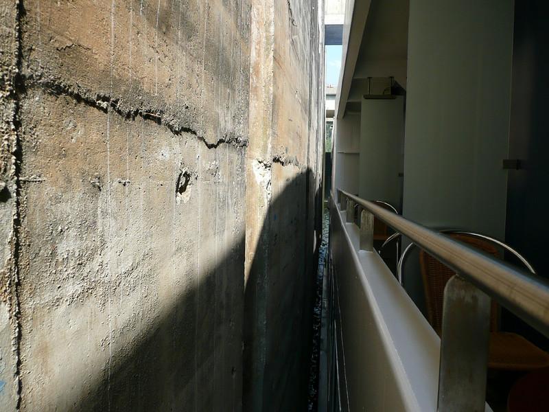 Lock on Douro River 05, Portugal