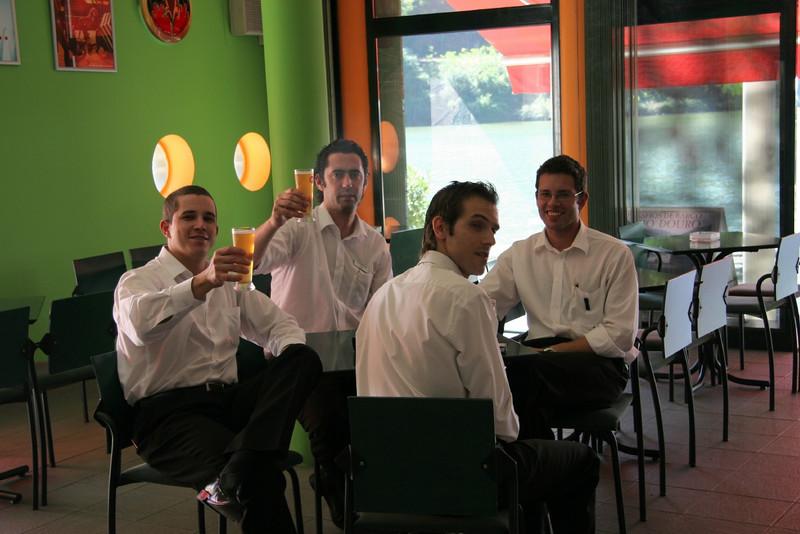 Douro Queen Waiters