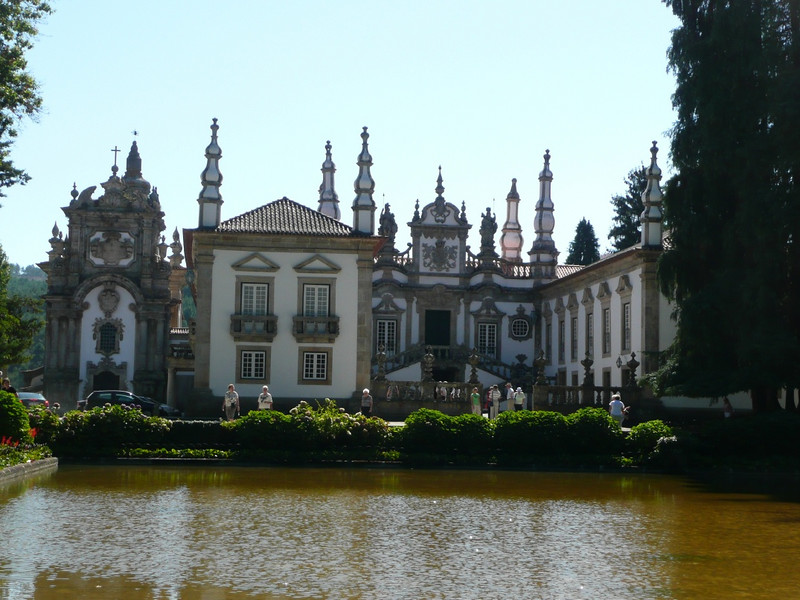 Mateus Palace and Gardens, Portugal