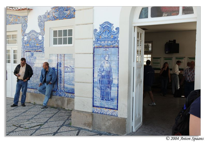 Aveiro<br/>Train Station