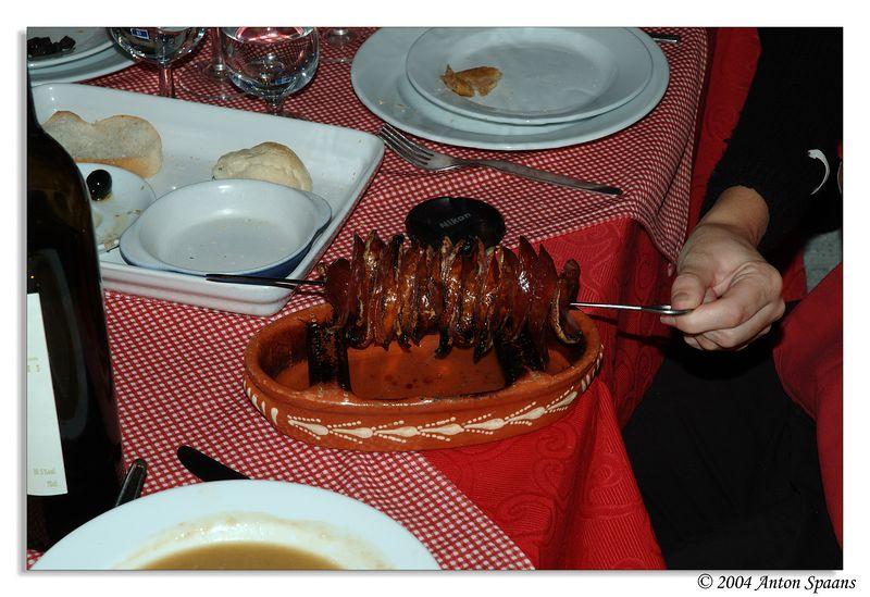 Porto<br/>Dinner time