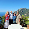 The couple in the middle are Pepe and Dina the owners of Case Cuccaro, the warmest people that we have met on a trip. <br /> These are true salt of the earth people and would stay awake at night watching TV until we came home!.