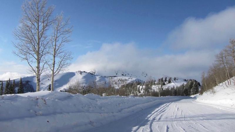 Powder Mountain-Eden, UT
