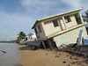 Near Yunquemar, a house that has seen better days