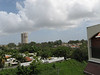 The view from Titi Yoly's roof top patio.