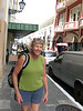 Ginger in Old San Juan
