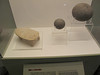 Dujo (stone seat) and petrospheres.  Nobody knows what the spheres were used for.