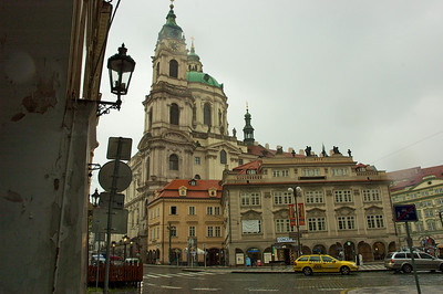 Praag August 2010