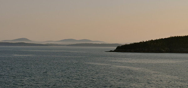 A.M. arrival in Bar Harbor  http://www.barharborinfo.com/things_to_do/