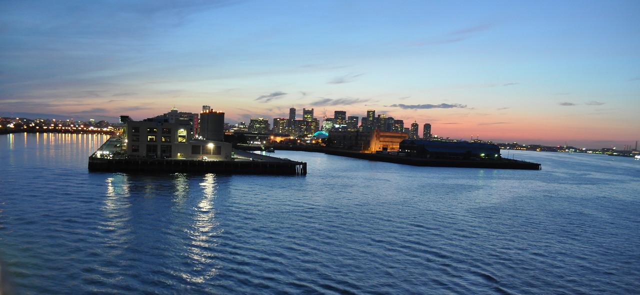 Bye, bye, Boston