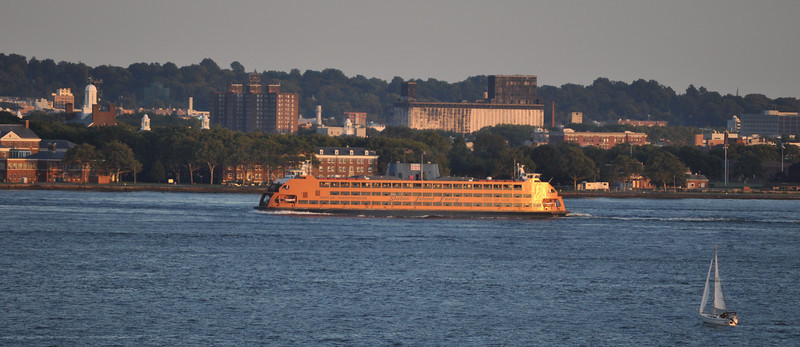 Good ol Staten Island Ferry