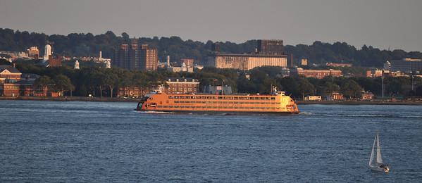 Good ol Staten Island Ferry