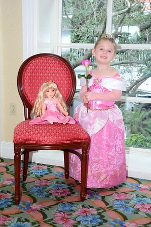 Princess Tea  - Disney 2017 - Grand Flordian