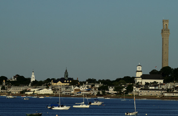 Provincetown from Beach Point