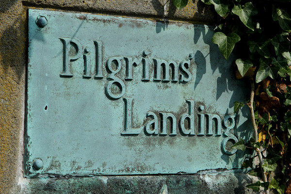 Believe it or not--The Pilgrims Landed Here First!