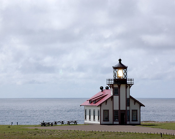 Pt. Cabrillo Lighthouse