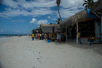 Shoppes on the beach
