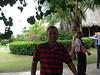 Thad at Punta Cana Airport
