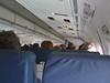 Waiting to take off