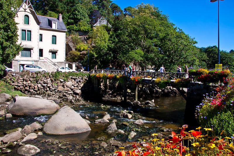 Pont Aven - Finistère - France