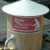 RUBY FALLS<br /> MINING COMPANY - You can pan for Gold.
