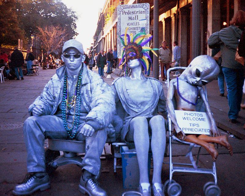 Mardi Gras '01