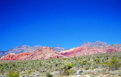 Red Rock Canyon, NV, 4-7-10