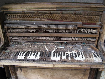 It's almost as bad as the piano in the public lounge of Musser Hall at Carleton!