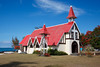Church, Cap Malheureux, Mauritius