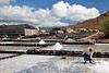Tamarin salt pans, Mauritius