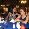 Fancy dining...