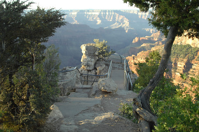 The Grand Canyon @ North Rim Sky Walk Trail & Lodge