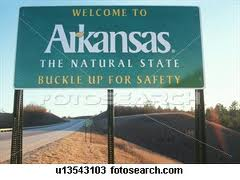The Arkansas Border