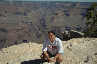 The Grand Canyon Yavapai Point & Observation Station